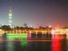 Cairo tower at night