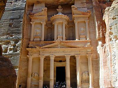 Petra over day tour from sharm