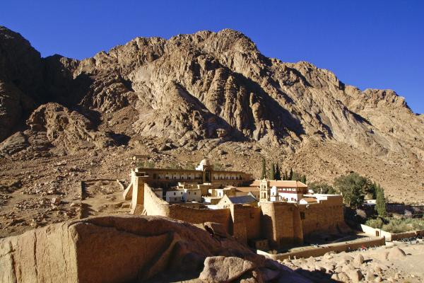 Saint Catherine moanstery tour from sharm