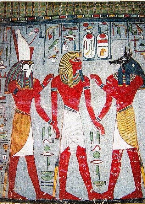 pharohs in egypt