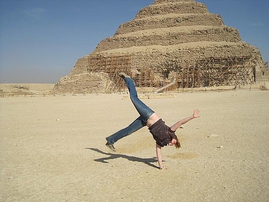 sakkara pyramids