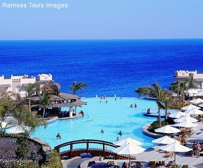 Beach in Sharm