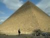 Keops pyramid in Giza