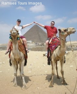 Egypt tours to giza pyramids