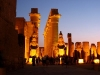 Luxor temple Statues
