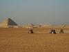 giza pyramids view